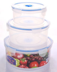 Airtight Plastic Food Save Storage pictures & photos