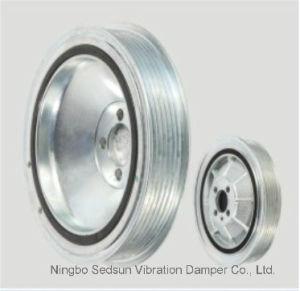 Torsional Vibration Damper / Crankshaft Pulley for 1230300q0a Nissan pictures & photos