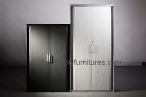 Roller Shutter Cabinet with High Quality Power Coating Finish pictures & photos