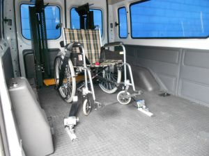 Wheelchair Locking Device Wheelchair Locker pictures & photos