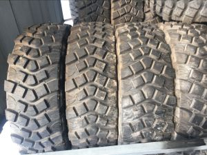 Techking 425/85 R21 off-Road Decorative Pattern Tyres Military Truck Tyres