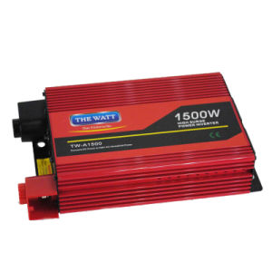 DC to AC 1500W Electric Inverter Power Supply Power Inverter pictures & photos