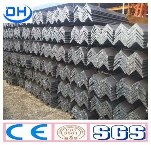 Hot Rolled ASTM A36 Q235 Ss400 Angle Bar (Sizes and Thickness) pictures & photos
