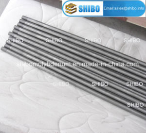 Forged Molybdenum Rod with Threaded pictures & photos