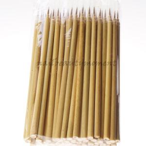 Kolinsky Bamboo Nails Art Brush Manicure Beauty Tools (B036)