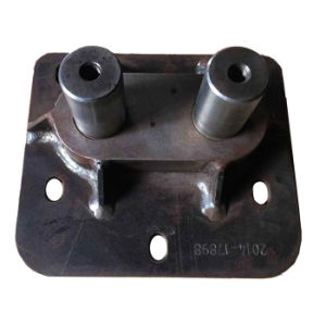 OEM Welded and Stamping Railway Spare Parts with En 15085 pictures & photos