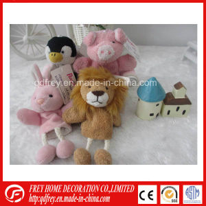 Hot Sale Plush Finger Puppet Toy with CE