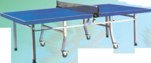 2017 Hot Sale Movable Folding Ping Pong Table (TY-10906) pictures & photos