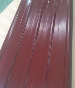 Colorful Galvanized Corrugating Steel Sheet/ Corrugated Roofing Sheet pictures & photos