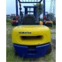 Used Forklift Komatsu 3 Ton, Fd30, Original From Japan