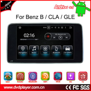 Auto DVD Player for B / Cla / Gle Android Car DVR 3G Internet Phone Connections pictures & photos