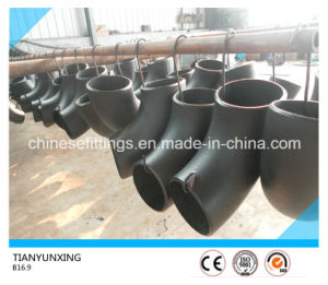 Pipe Fittings ANSI A234 Wpb Sch40 Carbon Steel Elbows pictures & photos