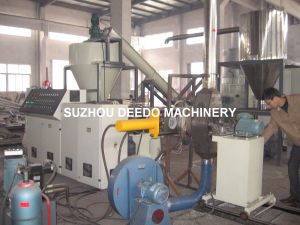 PVC Hot Cutting Pelletizing Machine pictures & photos