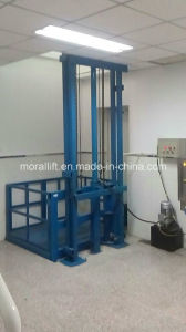 Warehouse Vertical Cargo Lift with 1000kgs (SJD) pictures & photos