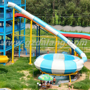 Space Hole Body Water Slide (DL-92201) pictures & photos