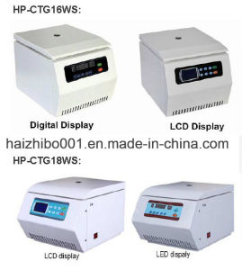 Micro Benchtop High-Speed Centrifuge (HP-TG16WS /HP-TG18WS) pictures & photos