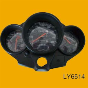 Factory Price Motorbike Speedometer, Motorcycle Speedometer for Ly6514 pictures & photos