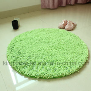 Room Chenille Microfiber Area Rug Floor Carpet (80R)