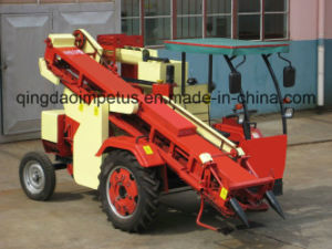 Tractor 4X4wd&4X2wd Combine Peanut Harvester pictures & photos