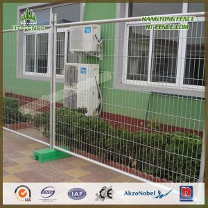 Plastic Temporary Fence Block pictures & photos