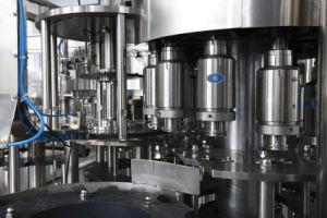 Automatic Bottle Liquid Water Filling Machine pictures & photos