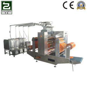 Sachet Chemical Agent (water) Four-Side Sealing and Multi-Line Packing Machine pictures & photos