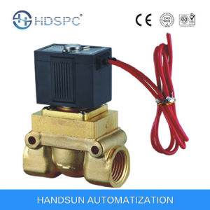 Brass Material Good Quality Solenoid Valve pictures & photos