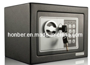 Mini Safe Box for Home and Hotel Use (ELE-SC170) pictures & photos