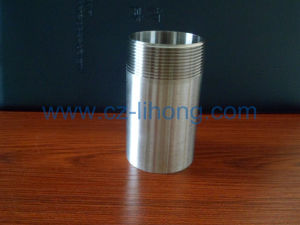 """1-1/4"""" Stainless Steel 316L DIN2999 Welding Nipple From Pipe pictures & photos"""