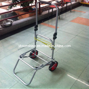 Hand Dolly Trolley with Wheel (XY-437) pictures & photos