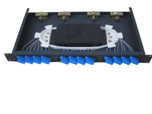 Rack Mount Slide-out Type Fiber Distribution Enclosures 12cores ODF pictures & photos