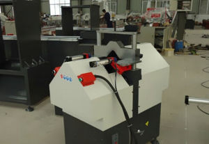 V-Cut Saw for Plastic Profile pictures & photos