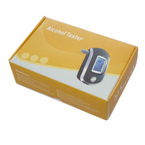 for Wholesale, 2014 New High Quality, Car Dual Display Alcohol Breath Tester pictures & photos