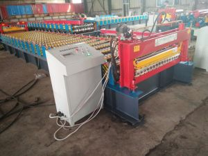Discount Color Metal Sheet Forming Machine pictures & photos