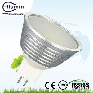 Energy Saving MR16 Spotlight 4W SMD High Luminous