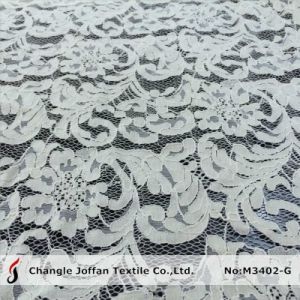 Allover Full Lace for Wedding Dresses (M3402-G) pictures & photos