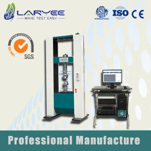 Computer Control Universal Testing Machine Description (1kN-300kN) pictures & photos