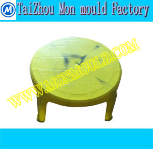 Plastic Home Use Desk Mould/Office Use Desk Mould pictures & photos