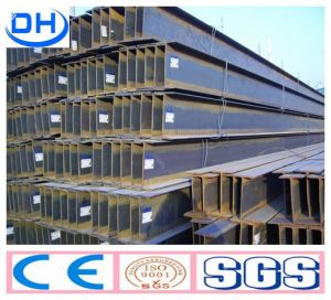 China Hot Rolled H Beam in Steel Profile pictures & photos