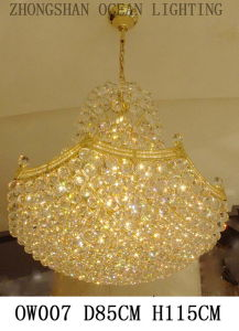 European Traditional Crystal Chandelier OW007 pictures & photos