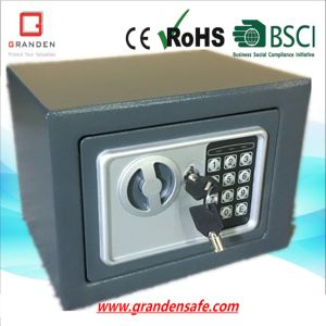 Electronic Safe Box for Home and Office (G-17E) , Solid Steel pictures & photos
