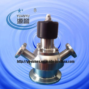 Aseptic Sample Valve for Pharma Application pictures & photos