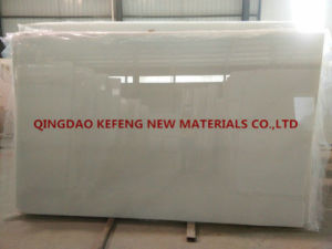 Chinese White Marble Quarry Slab for Decoration