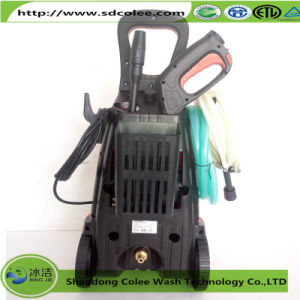 High Pressure Washing Device for Family Use