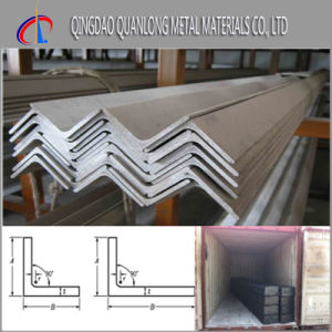 430 316 X10crni18-8 Stainless Steel Angle Iron pictures & photos