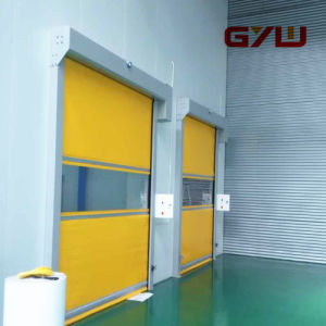 Automatic Door/ Rolling Door/Quick up Door Industrial Cold Storage pictures & photos