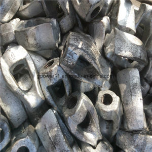 """Hardware Forged or Casting Thimble Eye Anchor 5/8"""" Threaded Nut pictures & photos"""