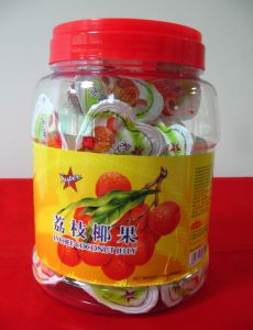 1500g Coconut Jelly in Jar