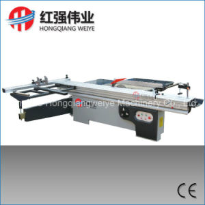 Mj6132A Wood Cutting Machine/ Precision Sliding Table Saw pictures & photos