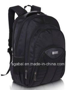 """15"""" Waterproof Nylon Business Type Computer Laptop Backpack Bag pictures & photos"""